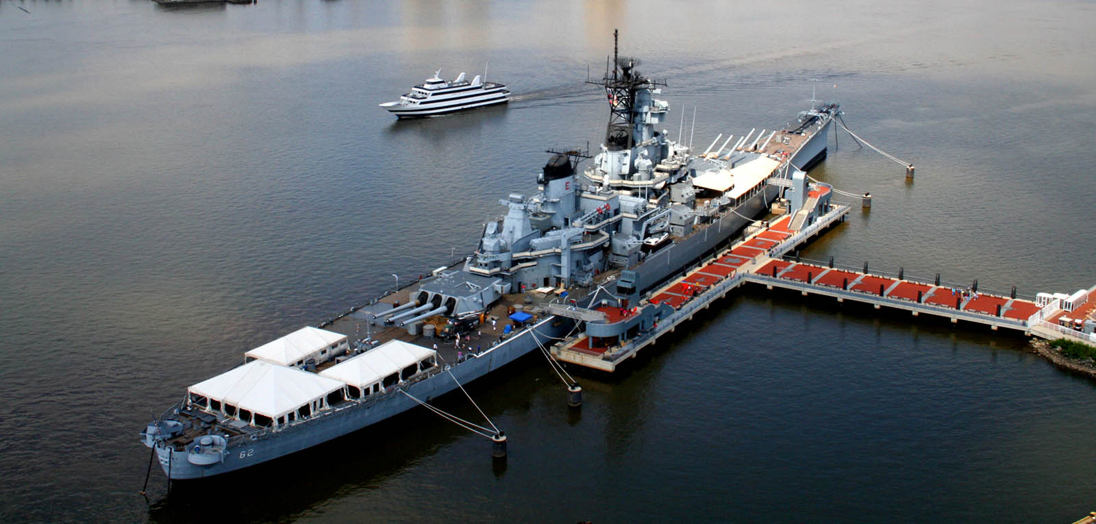 Battleship New Jersey Museum  Memorial - Ship museums in us