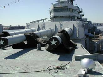 Restoration - Battleship New Jersey