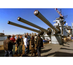 The Battleship Open for Tours Every Day Through Dec. 31 @ Battleship New Jersey