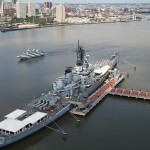 Vote for the Battleship in the NJTV Tourism Tourney Today!