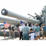 Wanted: Part-Time Tour Guides at the Battleship