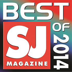 SJ MAGAZINE BEST OF 2014