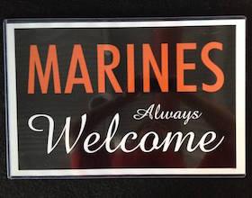 marineswelcome