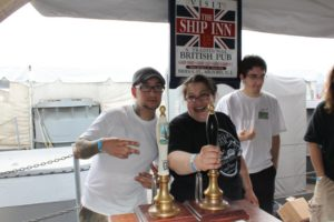 Garden State Craft Brewers Guild Beer Festival Aboard the Battleship