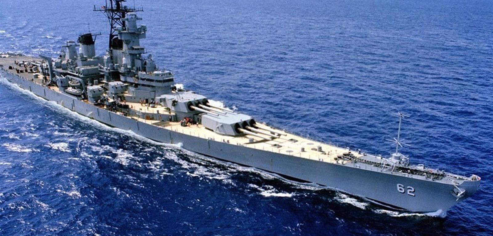 the ship battleship new jersey