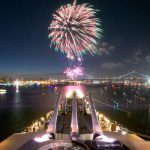 Host an Event Aboard the Big J on July 1 and We'll Throw in Fireworks!