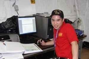 Hung Tsung volunteer