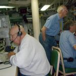 Battleship Radio Club to Talk with Museum Ships Throughout the World