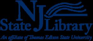 NJ State Libarary Logo