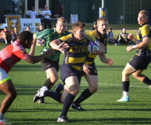 MEET THE ARMY AND NAVY RUGBY TEAMS @ Battleship New Jersey  | Camden | New Jersey | United States