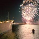 Fireworks starboard photo 2015