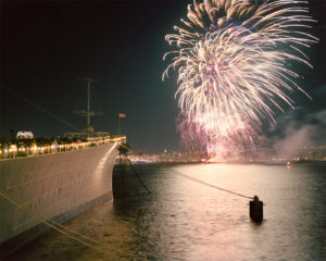 Watch Fireworks from the Battleship, Saturday, July 2 @ Battleship New Jersey  | Camden | New Jersey | United States
