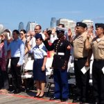 USCIS to Welcome 40 New Citizens During Independence Day Celebration at the Battleship New Jersey