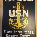Navy  Chiefs Goat Locker