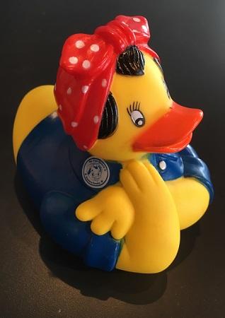 Duck Rosie