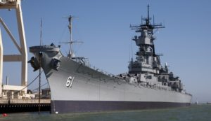 USS Iowa Turret 2 Incident: A Technical Review @ Battleship New Jersey Museum and Memorial  | Camden | New Jersey | United States