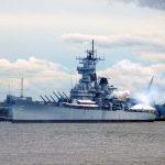 Battleship to Welcome USS John P. Murtha with a Saluting Blast on Monday WITH A SALUTING BLAST