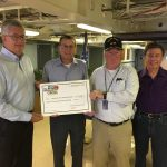 Food Circus Supermarkets Donate $11,000 to the Battleship
