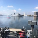 Battleship Welcomes the USS John P. Murtha
