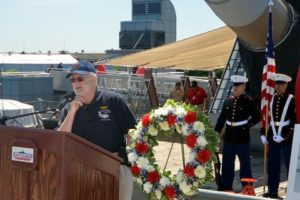 Veterans Day Ceremony @ Battleship New Jersey  | Camden | New Jersey | United States