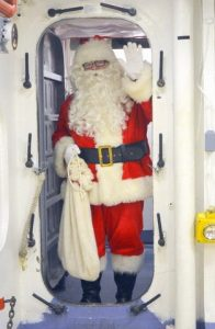 Breakfast with Santa Aboard the Battleship @ Battleship New Jersey  | Camden | New Jersey | United States
