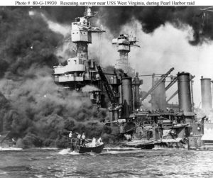 Pearl Harbor Day Fly-Over and Wreath Ceremony @ Battleship New Jersey  | Camden | New Jersey | United States