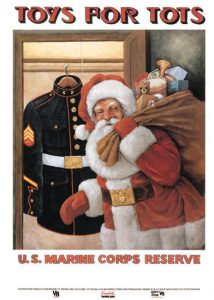 Support the US Marine Corps Toys for Tots at the Battleship @ Battleship New Jersey  | Camden | New Jersey | United States