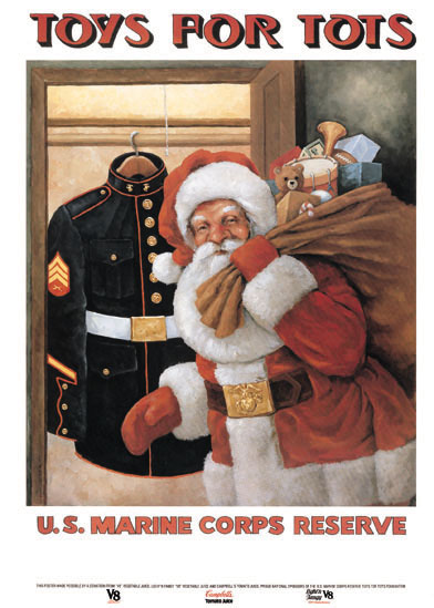 Toys For Tots History : Support the us marine corps toys for tots at