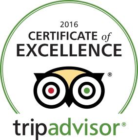 Trip Advisory Excellence Logo
