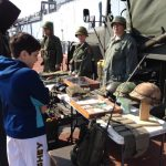 Battleship's Vietnam War Living History Day, Saturday, April 7