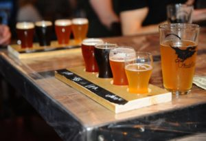 Devil's Creek Brewery One Year Anniversary Party