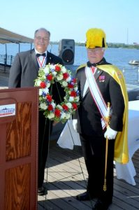 Memorial Day Ceremony Aboard the Battleship @ Battleship New Jersey  | Camden | New Jersey | United States