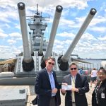 L3 Communications Donate $5000 to Battleship's 40 for the 40 Campaign