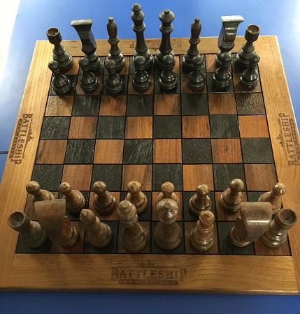Web Chess Board and Pieces