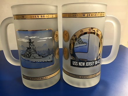 75th Anniv Frosted Mug Online