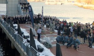 Army vs. Navy in Tug-of-War Competition at the Battleship @ Battleship New Jersey  | Camden | New Jersey | United States