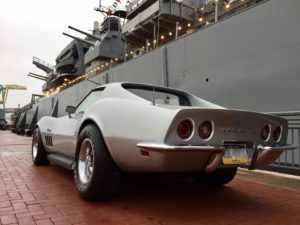 Classic Car Show on Veterans Day @ Battleship New Jersey  | Camden | New Jersey | United States
