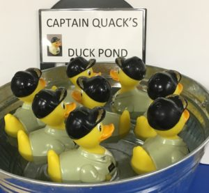 Kids: Win a Prize at the Rubber Duck Pond in the Gift Shop This Weekend! @ Battleship New Jersey  | Camden | New Jersey | United States