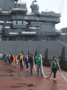Comcast Cares Day Aboard the Battleship @ Battleship New Jersey  | Camden | New Jersey | United States