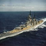 April 6th is 50th Anniversary of USS New Jersey's Commissioning for Vietnam War