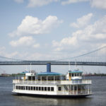 Take the Riverlink Ferry to the Camden Waterfront