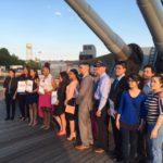 Battleship Awards Scholarships to Camden Students