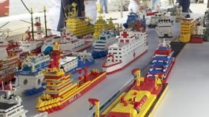 Teach Fleet LEGO Ships to Dock at the Battleship on July 4 @ Battleship New Jersey  | Camden | New Jersey | United States