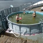 Battleship Remembers the Vietnam War-Era with Return of a Swimming Pool