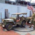 Battleship Celebrates WWII Victory on Saturday, August 11
