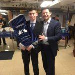 Congrats to Sam Messias on his Bar Mitzvar!