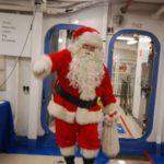 Santa Arriving!