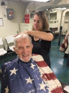 Free Haircuts in the Battleship's Barber Shop @ Battleship New Jersey