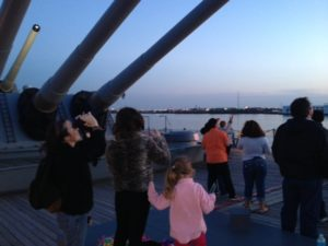 Star Party on the Battleship @ Battleship New Jersey