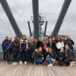 German Students Experience a Tour of the Big J